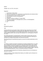 Referat fra bestyrelsesmødet den 19.08.2010.pdf - Mariager Sejlklub