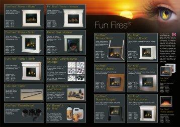 """Fun Fires'"""" 'Fiorna + Milanc' - Kebo"""