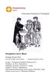 30 juni 2013 1000 liturgie zionskerk.pdf - Protestantse Gemeente ...