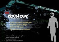 Dock Town Wetsuits & Products catalogue 2011 - Dock-town.com