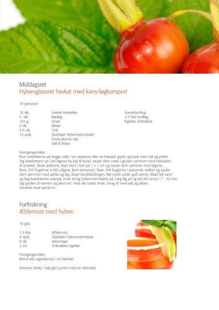 Hybenmarmelade - Scandic Food