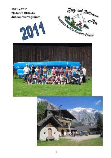 19 20 Ju 991  – 201 - Berg und Radfreunde Au