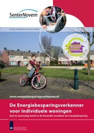 Handleiding - Energiebesparingsverkenner