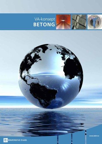 Betong - Brødrene Dahl