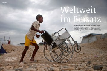Dossier - Spinal Injury Rehabilitation Centre for Nepal