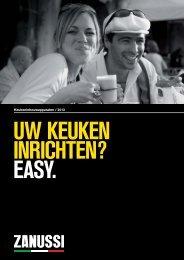 Brochure downloaden - Zanussi