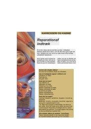 Reparation af indtræk - Ackers