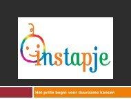 Presentatie - Kenniscentrum Vlaamse Steden