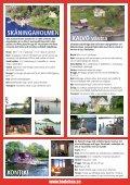 Hyr sommarhus i Karlshamns skärgård www.bodehus.se 2008 - Page 2