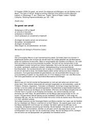 Read at (Dutch)... - Culture in Development
