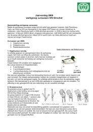 Jaarverslag werkgroep cursussen 2009.pdf - Ivn