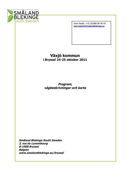 Växjö kommun - Mynewsdesk
