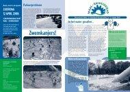 Nieuwsbrief najaar 2007 - Waal en Weidebad