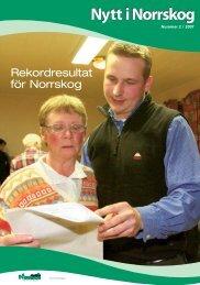 Nytt i Norrskog nr2 2007