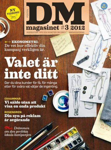 DM-magasinet 3 2012 (pdf) - Posten