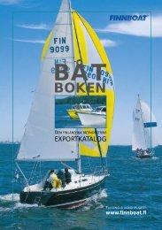 EXPORTKATALOG - Finnboat