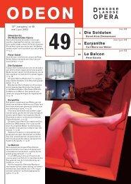 Odeon 49 5de proef - start - De Nederlandse Opera