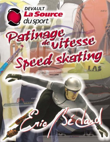 Nouveau catalogue disponible le 5 août 2007 - Sports Devault