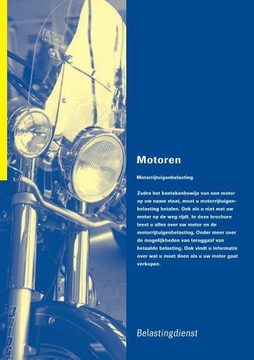 Motor Motorrijtuigenbelasting
