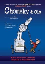 1 Chomsky & Cie - APEAS