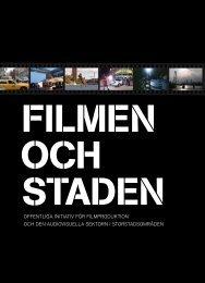 Filmen och staden..