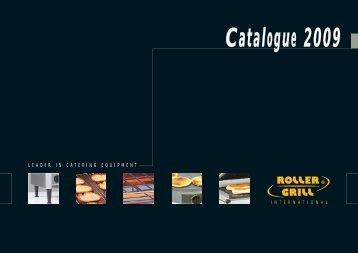 Catalogue 2009 - Roller Grill International