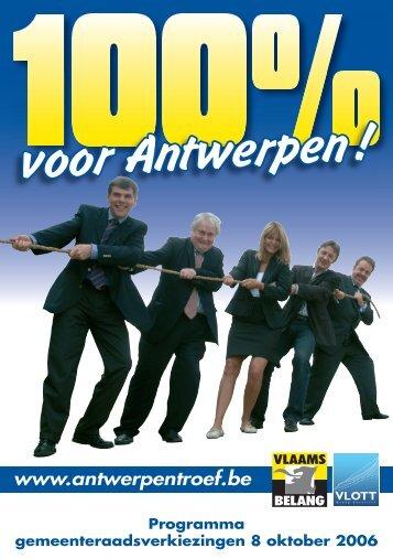 voor Antwerpen ! - Vlaams Belang