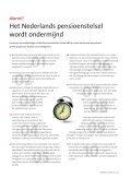 Jubileum- nummer - Nederlandse Bond voor Pensioenbelangen - Page 2