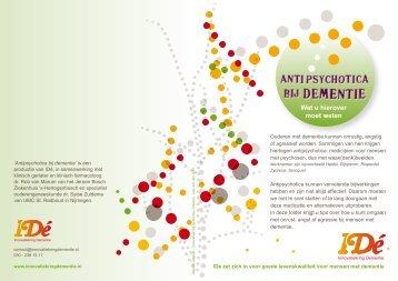 Wat u hierover moet weten - Innovatiekring Dementie