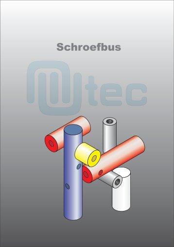 Schroefbusjes - NIUtec