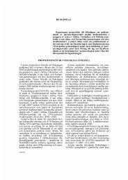 RP 84/2001 rd I denna proposition föreslås att Riksdagen ... - Finlex