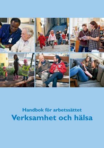 Handboken för verksamhet och hälsa