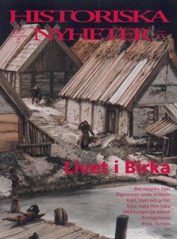 Livet i Birka