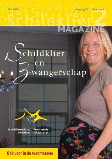 Speciaal magazine Schildklier en zwangerschap