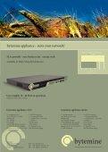 bytemine appliance - passt zu Ihrem Netzwerk! - Seite 2