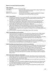 Algemene voorwaarden Postma Financieel Advies Artikel 1 ...