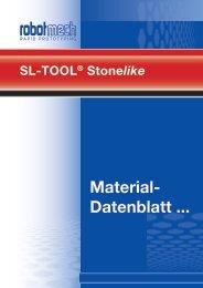Material- Datenblatt ...