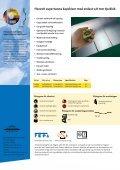 Broschyr Flexovit Mega Line 0,8 mm - Page 2