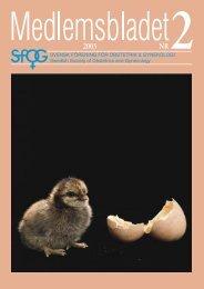 Medlemsblad 2 2003 - SFOG