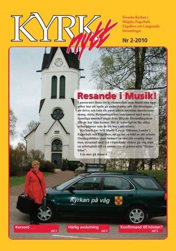 2010 nummer 2 - Minkyrka.se