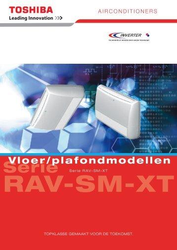 Serie RAV-SM-XT - Toshiba-Airco