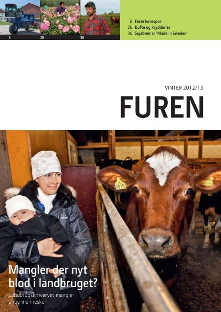 Artikel i John Deeres blad Furen - CTF Europe