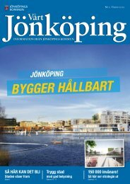 BYGGER HÅLLBART - Jönköpings kommun