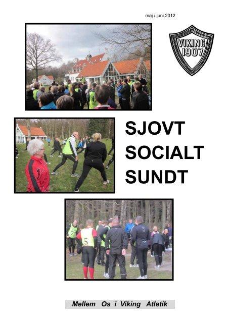 SJOVT SOCIALT SUNDT - Viking Atletik