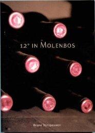 Boek 12° in Molenbos - wijnkanaal.be