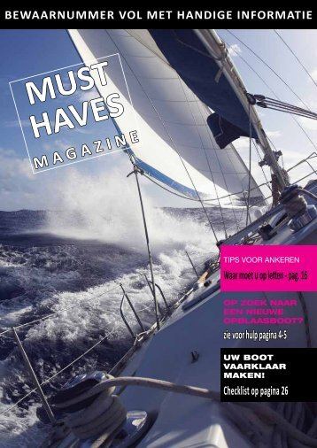 Must Haves 2013 Nederlands.pdf - Lankhorst Taselaar