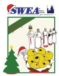 SWEAbladet jul 2009 - SWEA International