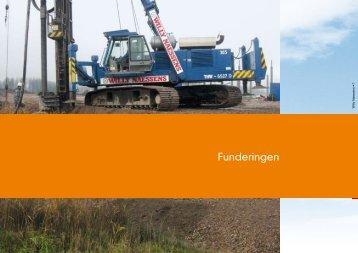 Funderingen - Willy Naessens Industriebouw