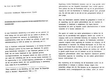 "Mr. F.J.A. van der Velden"" Universitair ... - Vereniging RIMO"