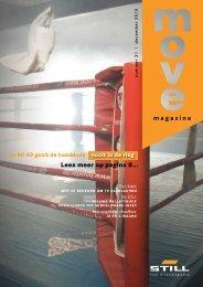 Move magazine - nummer 31 - Still nv